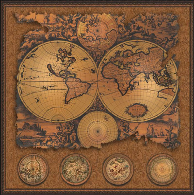 Map World.ca - Product Info
