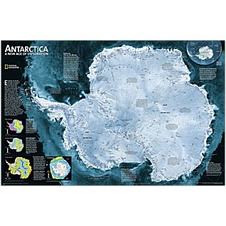 Map world product info an inset map shows the aleutian islands off the coast of alaska30 x 24 scale 114009000 gumiabroncs Choice Image