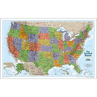 Map Worldca Product Info - Us product map