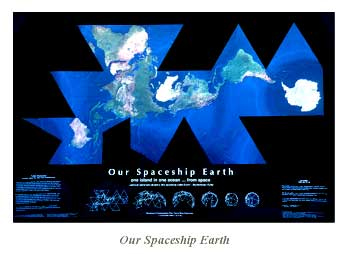 Viewing Picture (OUR SPACESHIP EARTH.)